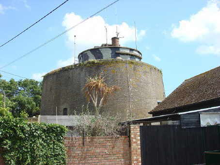 Martelo tower Point Clear Essex