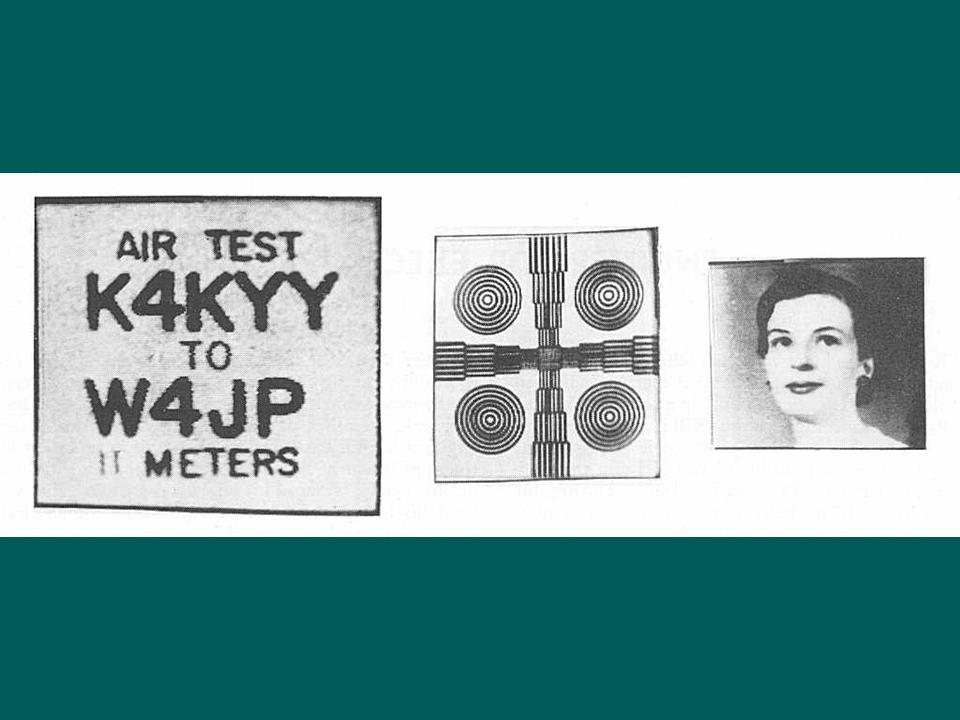 More 1959 SSTV images