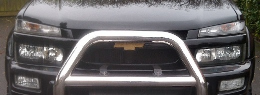 Chevy Colorado page header