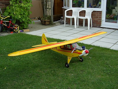 Flair Cub Trainer