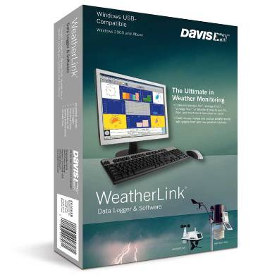 Davis weatherview software