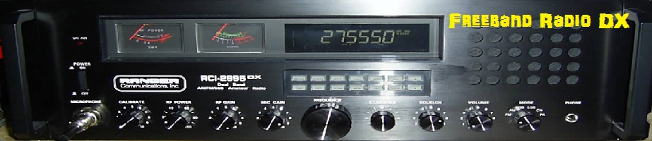 Freeband DX Radio