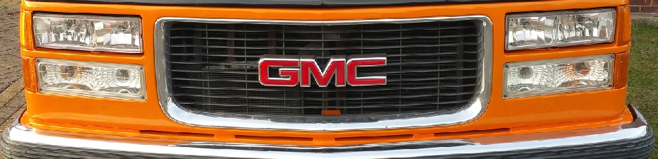 GMC Dually page header