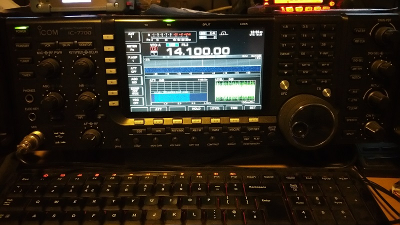 Icom 7700 for sale