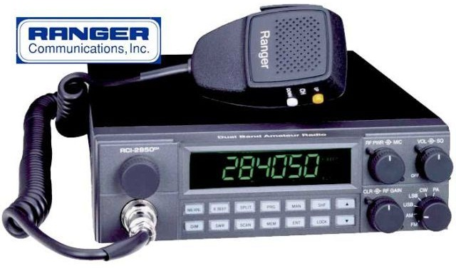 Ranger 2950 DX3 for the truck mobile